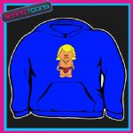 KEITH LEMON CARTOON FUNNY HOODIE  5001